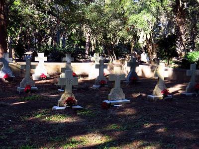 Bosque Bello Cemetery, Fernandina Beach, FL (2)
