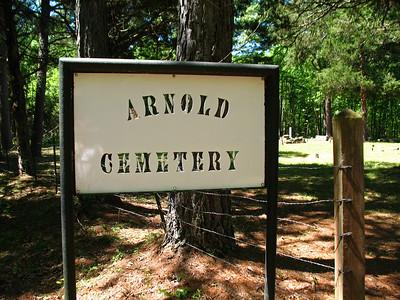 Arnold Bend Cemetery, Swifton, AR (1)