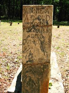 Arnold Bend Cemetery, Swifton, AR (13)