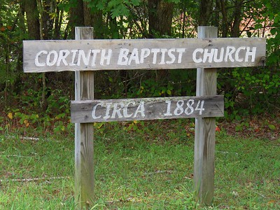 Corinth Baptist, Winston Co , AL (1)