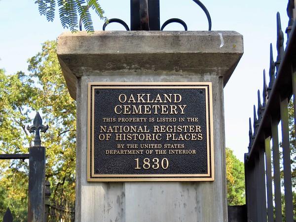 Oakland Cemetery, Camden, AR (2)