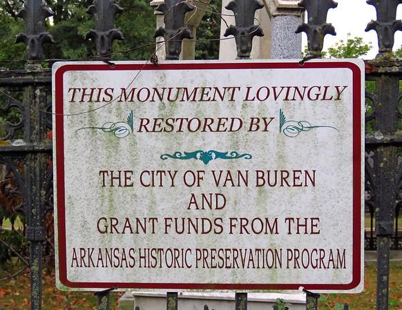 Fairview Cemetery, Van Buren, AR (35)