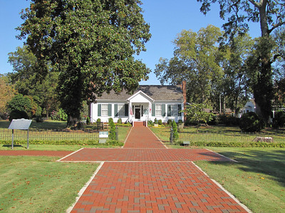 Helen Keller Birth Place in Tuscumbia, Alabama (3)