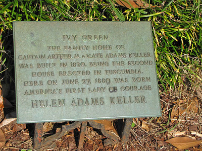 Helen Keller Birth Place in Tuscumbia, Alabama (5)