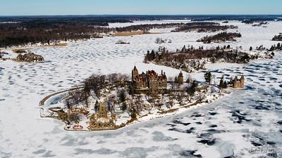 Boldt Castle 2 - February 2019