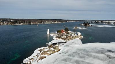 Rock Island Lighthouse 5 - February 2019