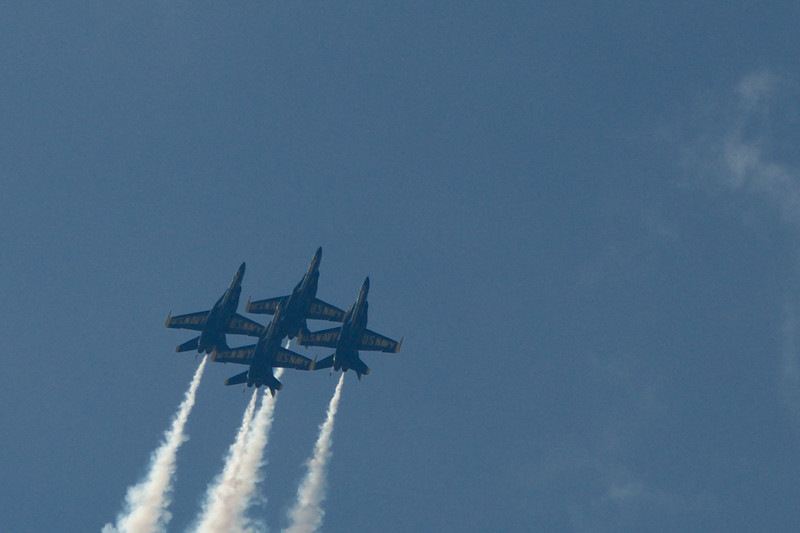 U.S. Navy Blue Angels ~ Thunder Over Michigan ~ August 2015