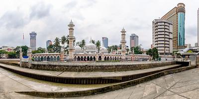 National Mosque, Masjid Negara, Kuala Lumpur, Malaisie