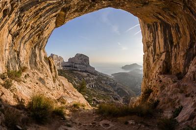 Callelongue, Marseille, France