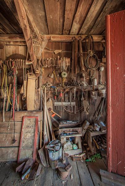 Tool Closet