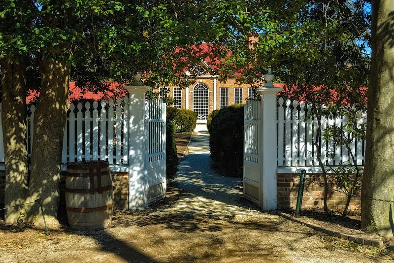 Mount Vernon - Gate to Gardens
