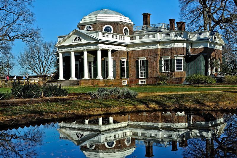 Monticello - Jefferson's Home