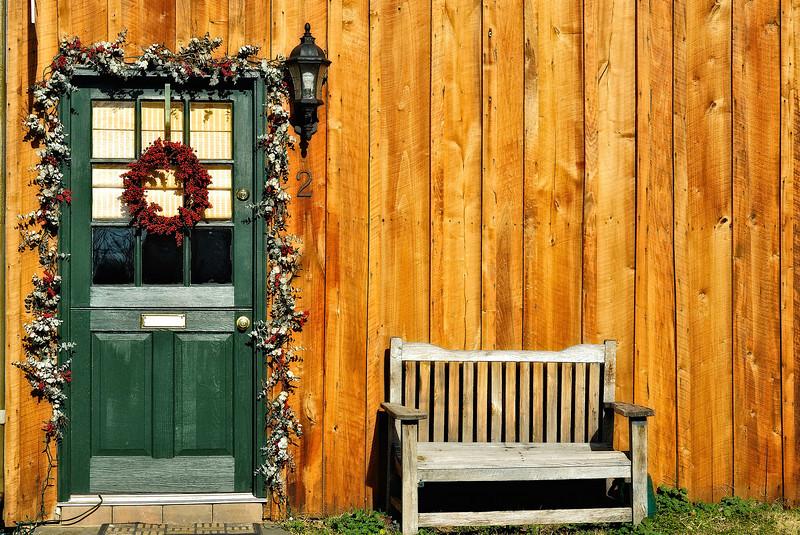 House Entrance - Leesburg VA