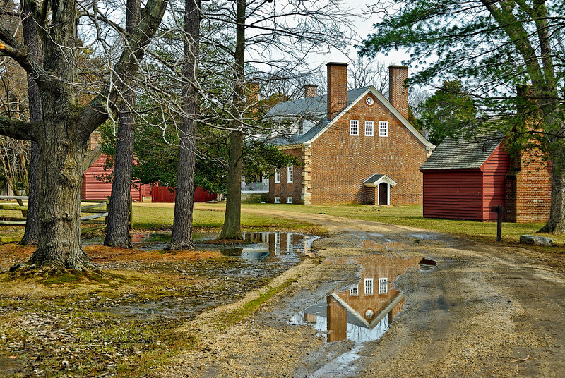 George Mason's House