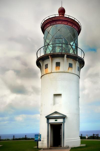 Kauai HI Lighthouse
