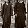 Two Nuns in Assissi Italy 2006