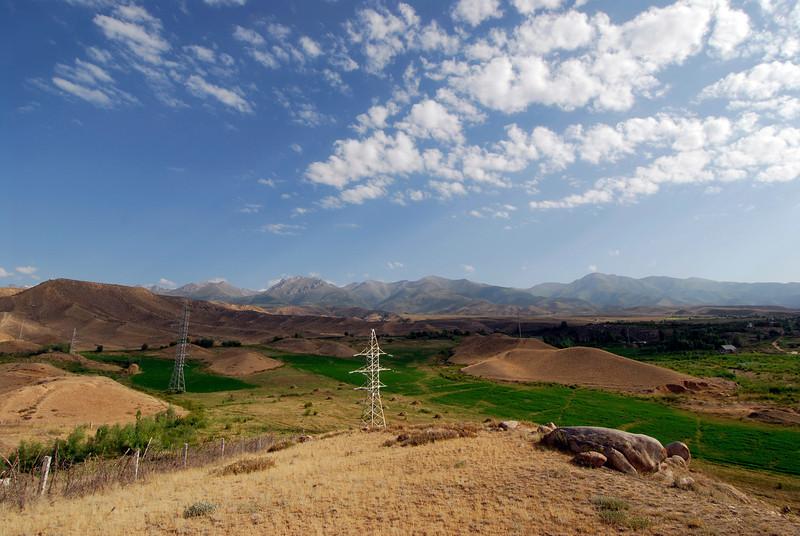 060726 2306 Kyrgystan - Lake Issuk-Kul - Mountain Hike _D _E _I ~E ~L