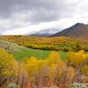 Three seasons in Payson Canyon, Utah.