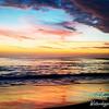 Sunset at Hiesler Park in Laguna Beach