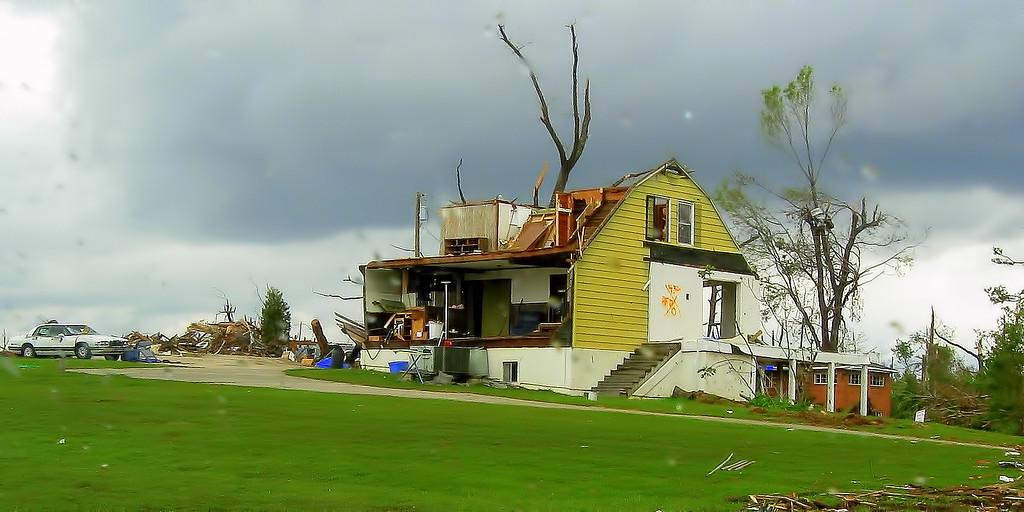 Stormy Weather - April 2011 Jefferson County Alabama Tornado Damage