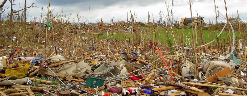 Visual Cacophony - April 2011 Jefferson County Alabama Tornado Damage