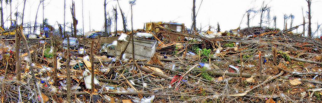 Hillside Havoc - April 2011 Tornado Damage Jefferson County Alabama by Carey Spencer Best Digital Shots Photography