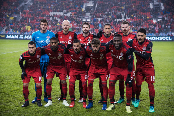F10 Sports Photography - TORONTO, ON - APRIL 3, 2018 Toronto FC vs Club America at BMO Field, Toronto, ON, Canada-140