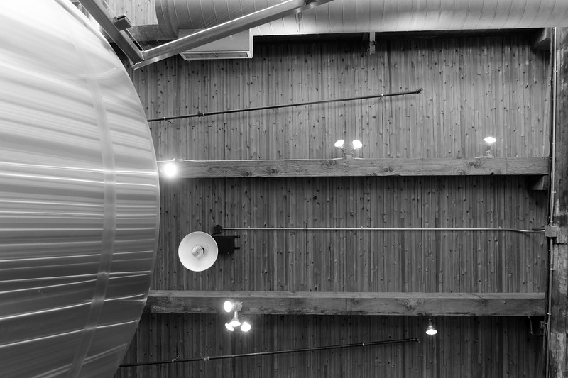 Brewery Ceiling