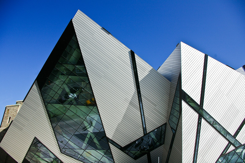 Royal Ontario Museum Crystal Addition