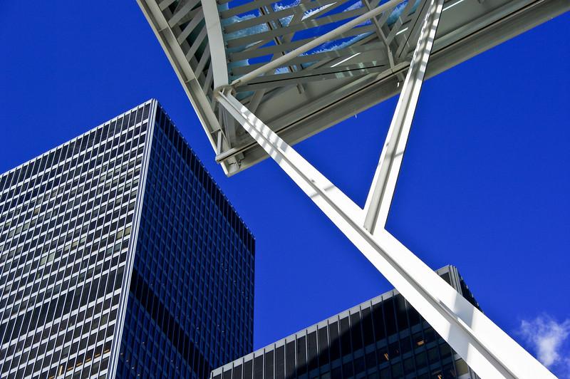 BCE Place Entrance Canopy