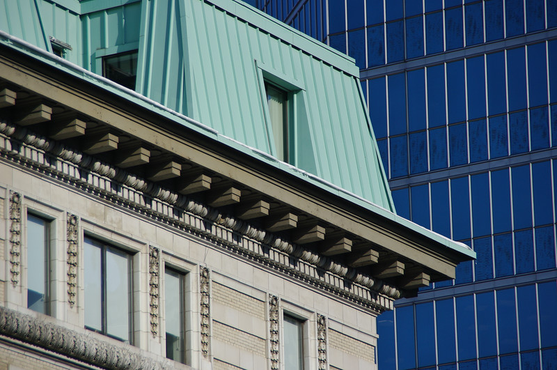 Old and New on King St