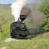 "Heisler #6 during 2007's Cass Railfan Weekend To find out more information on 2008's event visit  <a href=""http://www.msrlha.org"">http://www.msrlha.org</a>"