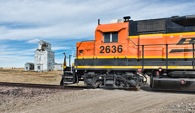 BNSF Freight