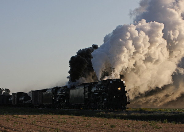 NKP 765 and 1225 Photo Charter