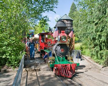 Washington Park & Zoo Railway - Portland, OR