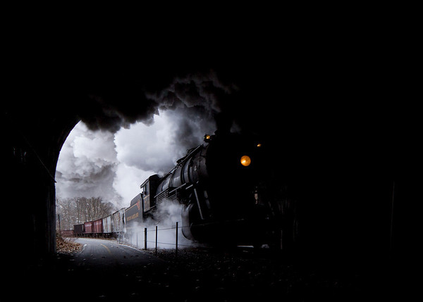 Western Maryland Scenic Railroad Winter Special