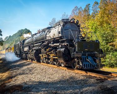 "Union Pacific 4014 ""Big Boy"""
