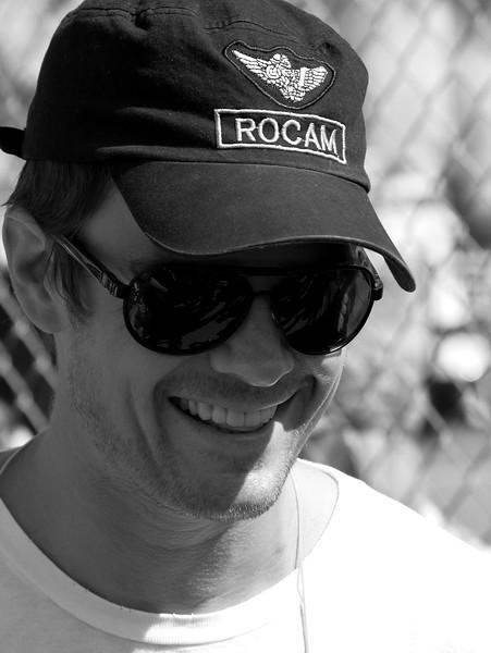 Josh Duhamel aka Transformers William Lennox Grand Marshall 2011 Daytona 500