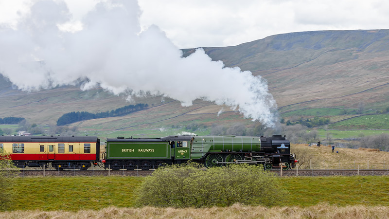 Tornado at Ribblehead 2.