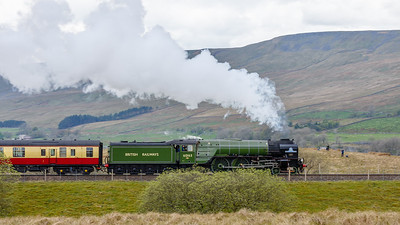 Tornado at Ribblehead