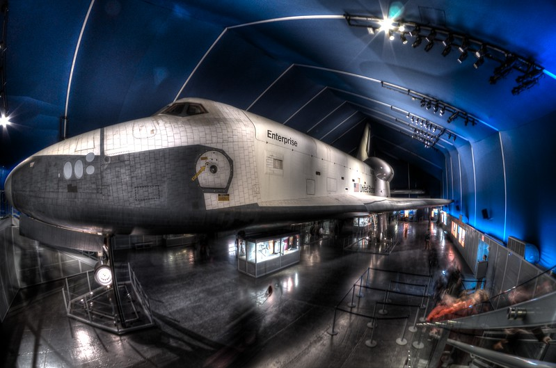 Shuttle Enterprise - Intrepid Museum