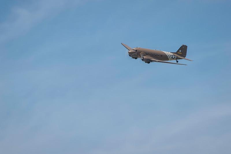 C-47D Skytrain 'Hairless Joe'
