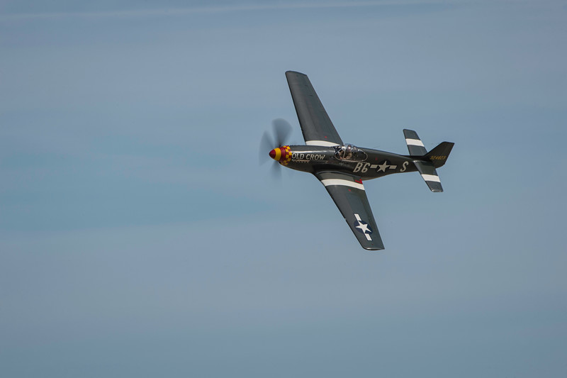 P-51B Mustang 'Old Crow'