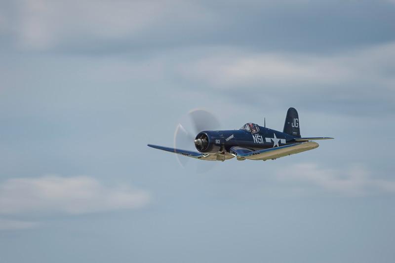 FG-1D Corsair 'Godspeed'