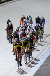 Riding in the Pack, Redmond, WA 2012