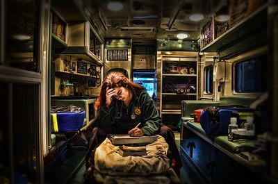 Bogota First Aid Squad