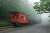 Cass Scenic Railroad State Park 1/ 60s, at f/6.7 || E.Comp:0 || 28mm || WB: CLOUDY 0. || ISO: 800 || Tone:  || Sharp:  || Camera: NIKON D700on: 2013:05:17 07:01:50
