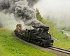 Cass Scenic Railroad 1/ 250s, at f/8 || E.Comp:0 || 52mm || WB: CLOUDY 0. || ISO: 800 || Tone:  || Sharp:  || Camera: NIKON D700on: 2010:05:22 15:15:05