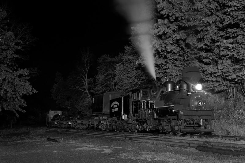 Cass Scenic Railroad State Park 8s, at f/11 || E.Comp:1.5 || 52mm || WB: AUTO 0. || ISO: 200 || Tone:  || Sharp:  || Camera: NIKON D700on: 2013:05:18 21:29:00