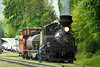 Cass Scenic Railroad State Park 1/ 250s, at f/4 || E.Comp:0 || 400mm || WB: CLOUDY 0. || ISO: 1600 || Tone:  || Sharp:  || Camera: NIKON D700on: 2013:05:19 09:02:58